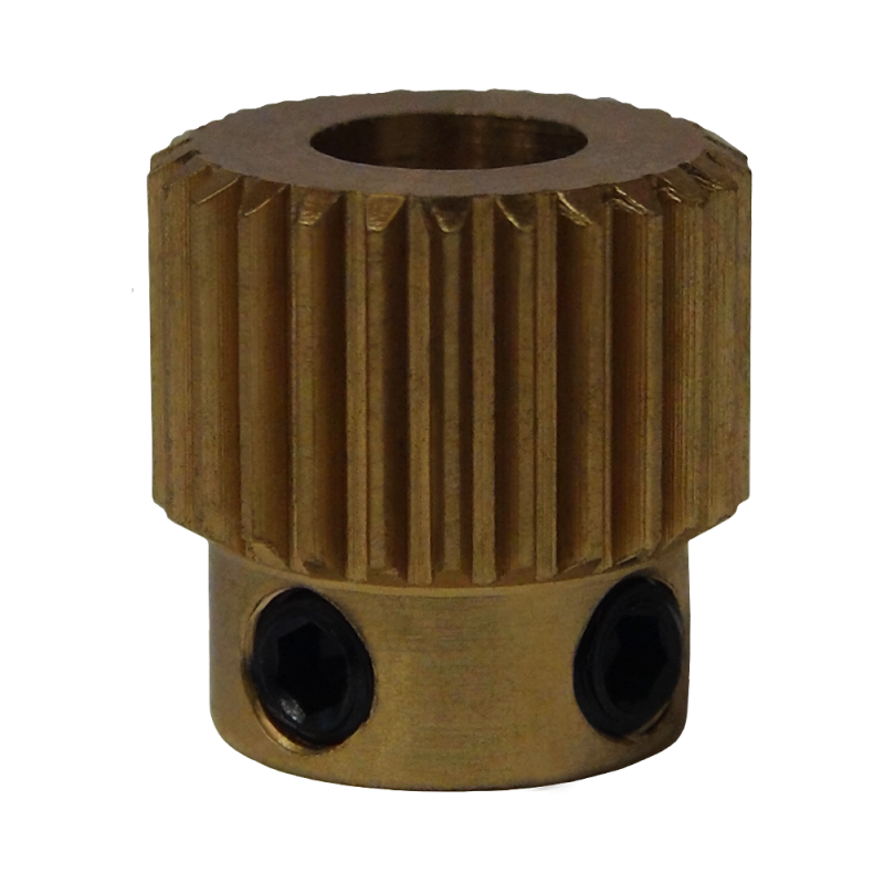 Extrusion gear 12mm