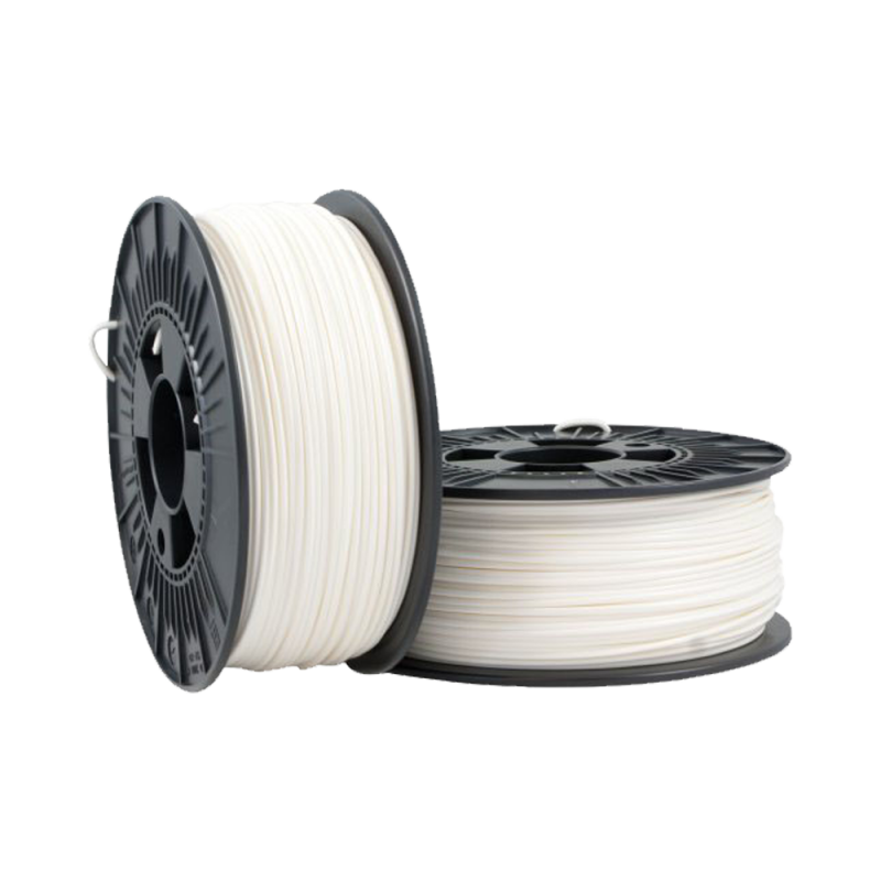PLA Premium 1.75mm White Chalk