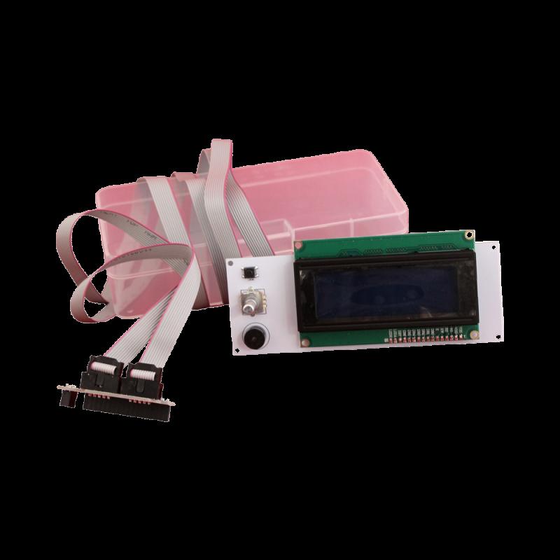 Ecran LCD 20X4 avec support SD
