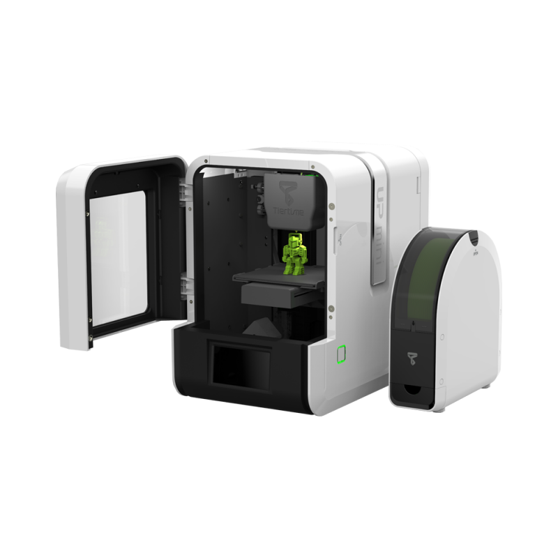 Imprimante 3d de bureau up mini 2 emotion tech for Imprimante 3d bayonne