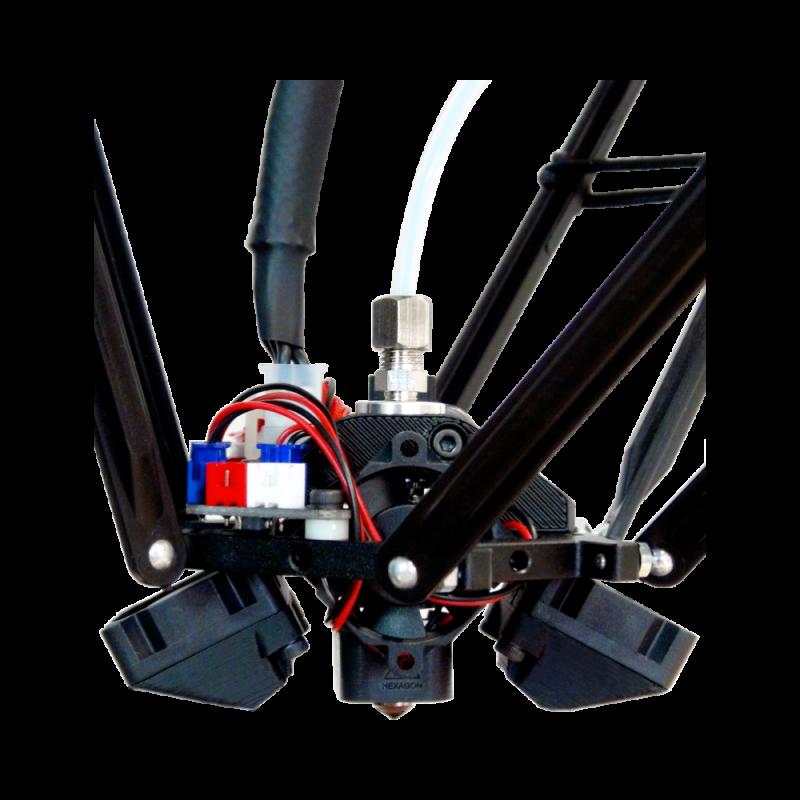 Imprimante 3D MicroDelta Rework Prête à l