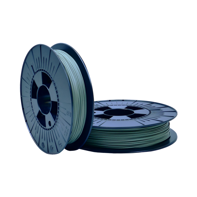 PLA Mat 1,75mm Gris Army 500gr