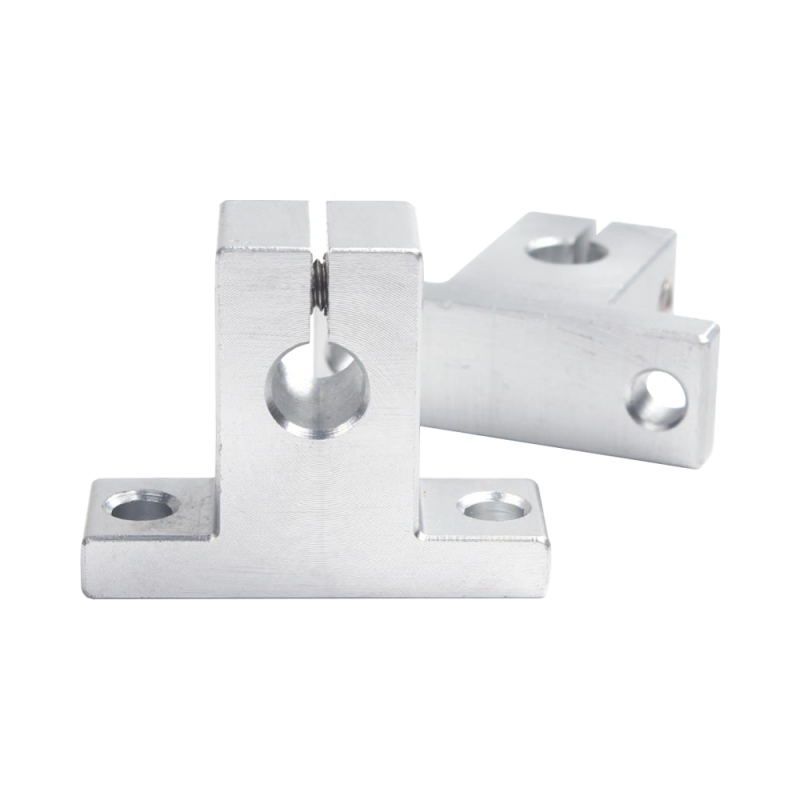 SK8 8mm vertical shaft support