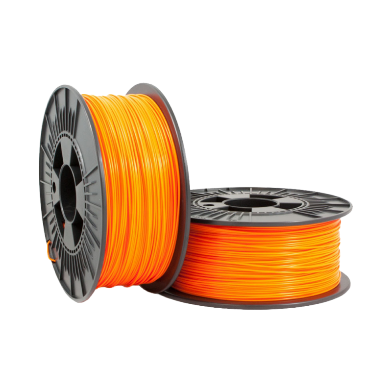 PLA Premium 1.75mm Orange Potiron