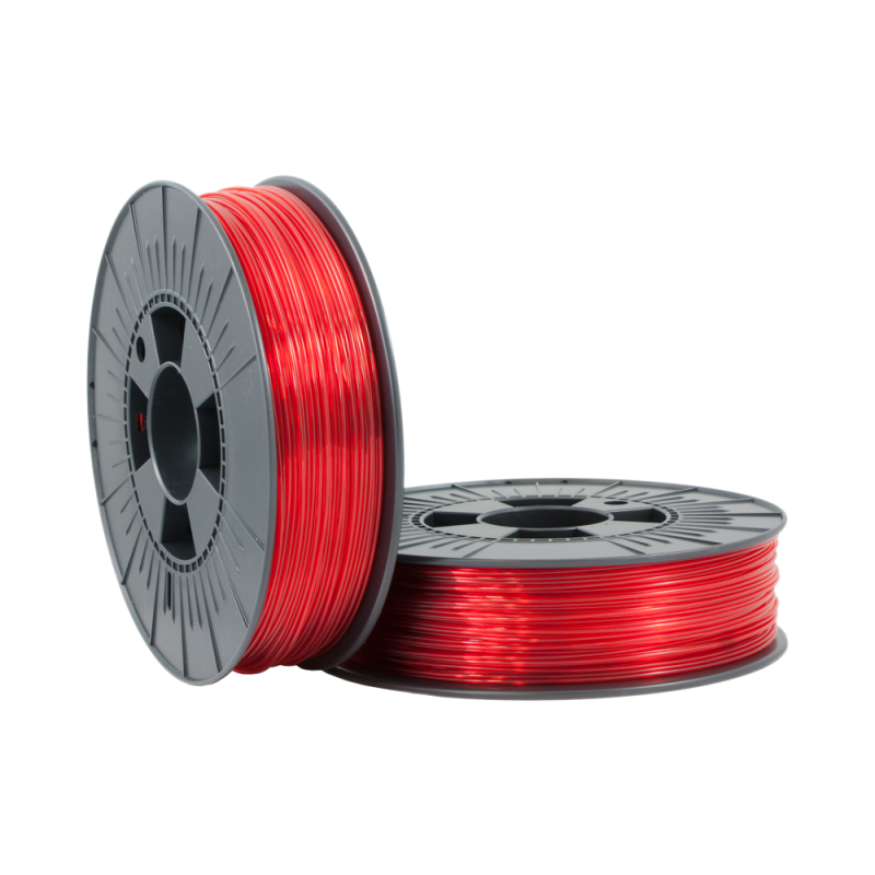 G-fil 1.75mm Rouge translucide 2,3Kg