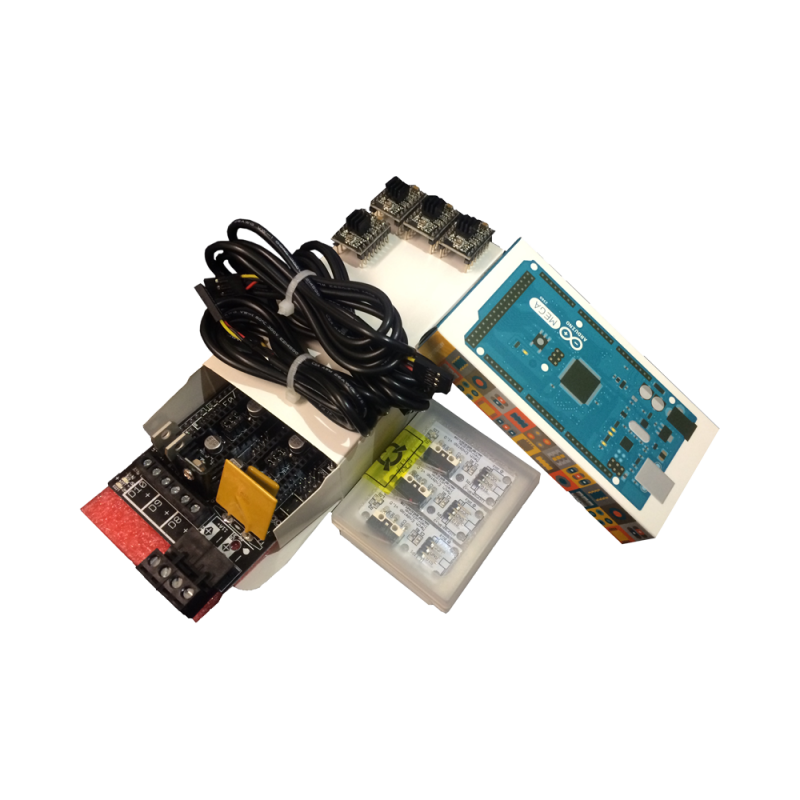 Electronic kit Ramps 1.4
