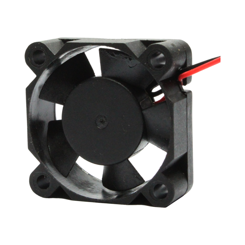 Fan 30mm, 12V, with 80cm cable