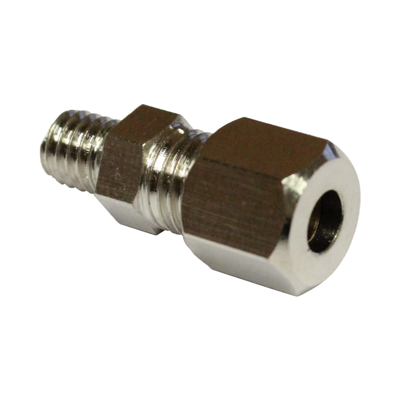 Olive screw connection M6 for 6mm tube
