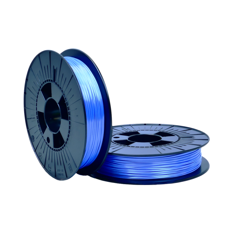PLA 1.75mm Satin Blue 500g
