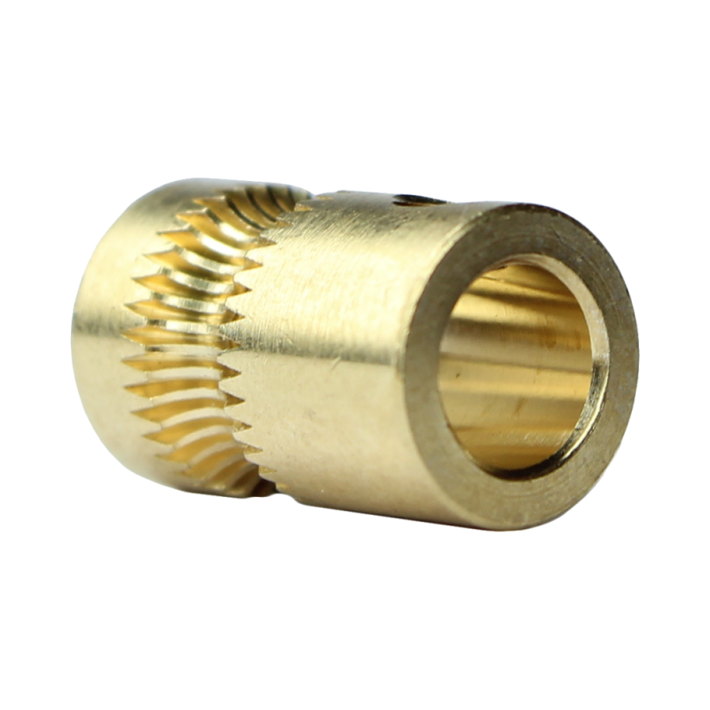 Extrusion gear with 6mm groove