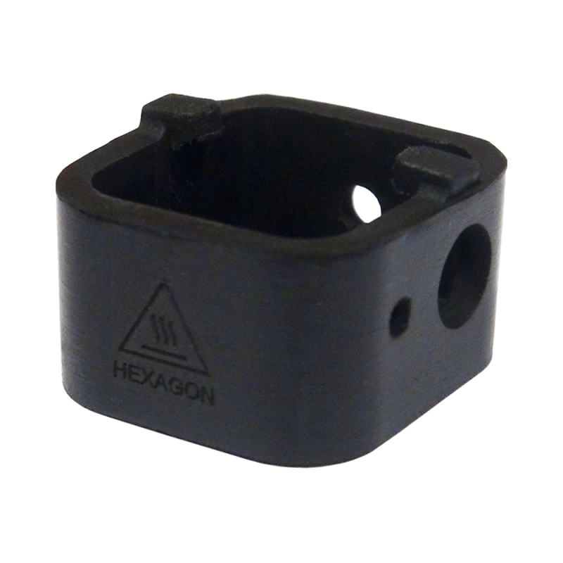 Silicon cap for Hexagon hotend