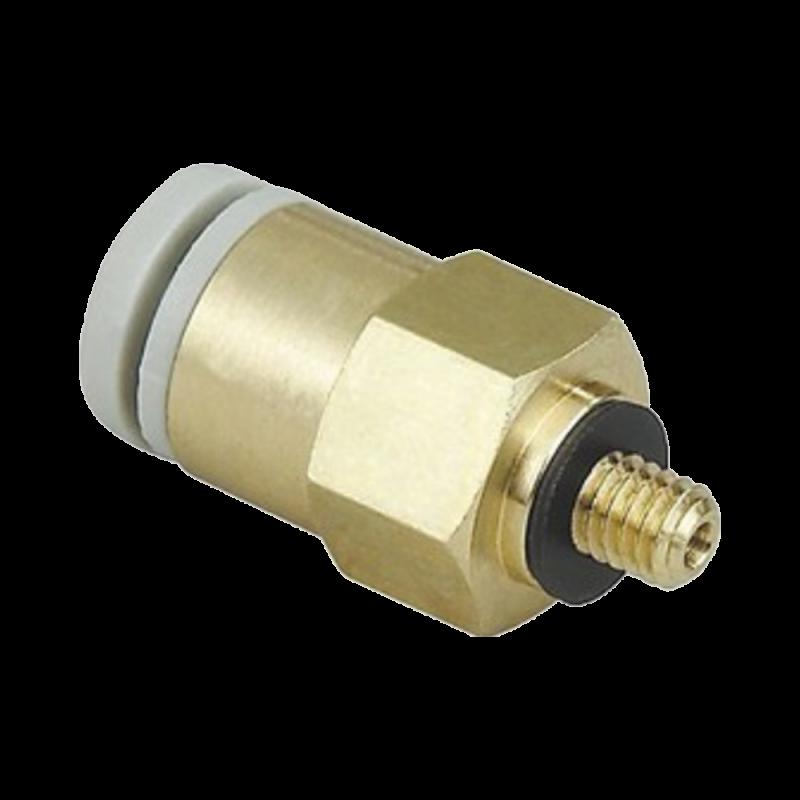 Pneufit KJH fileté M6 pour tube 4mm