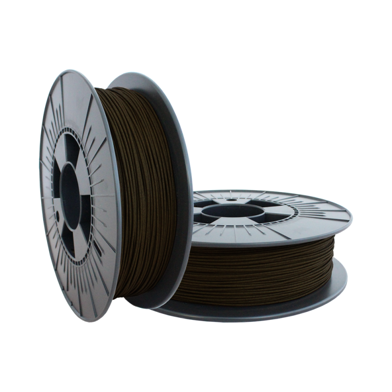 1.75mm Ebony Wood filament