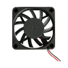 Fan 60mm, 12V, 10mm thickness