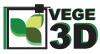 VEGE3D 1.75mm Noir