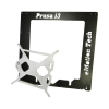 Aluminum Frame and carriage for Prusa i3 Rework