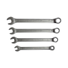 Flat wrench set