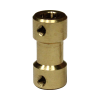 Coupler 5 x 5 x 20 mm (rigid)