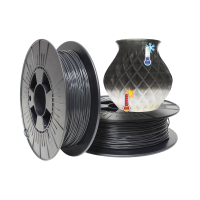 PLA Premium 1.75mm Thermosensible Gris