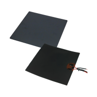 Kit aluminium board, with 24V 140 W heatpatch and thermistor