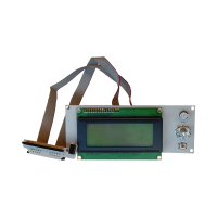 LCD Screen 20x4 with SD slot