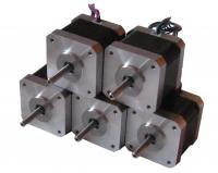 5 Stepper motor NEMA 17 kit