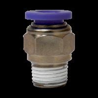 Pneufit fileté 1/8 pour tube 6mm