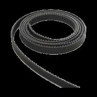 GT2 Timing belt, 6mm width, per meter