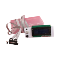 Ecran LCD 20X4 pour Teensylu (micro Delta)